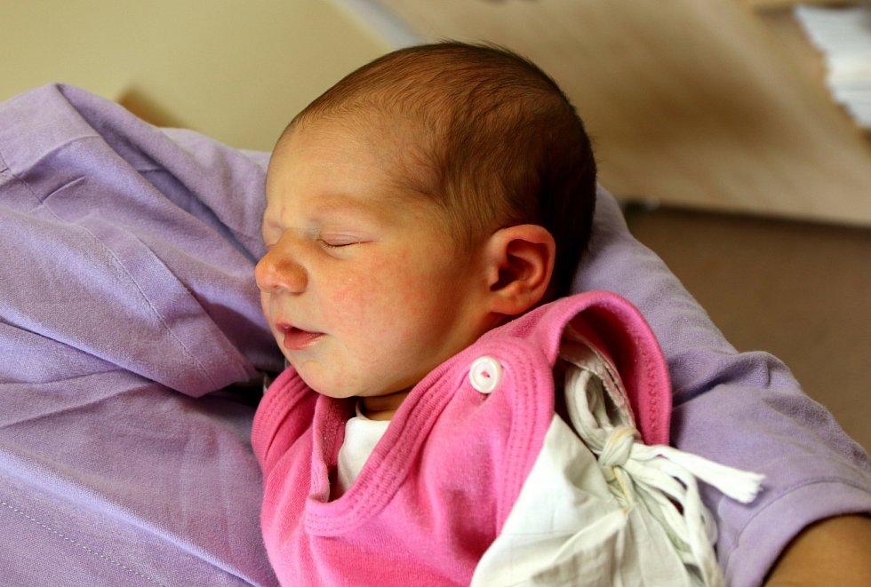 Zina Matoušová se narodila Ljudmile Matoušové z Ústí nad Labem 7. září ve 2.31 hodin. Měřila 49 cm, vážila 2,85 kg.