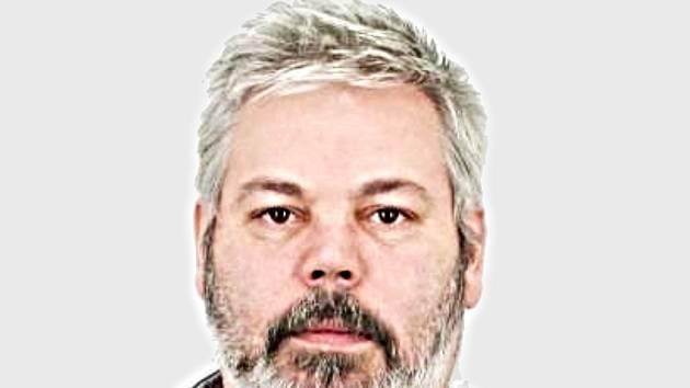 Pohřešovaný Pavel Hruška z Mostu.