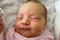 Kristýna Pavlíková se narodila 7. července ve 4.40 hodin mamince Dominice Trýbové z Mostu. Měřila 50 cm a vážila 3,53 kg.