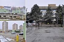 Trh zabraný parkovištěm se může od Kosmosu přestěhovat k radnici v centru Mostu.
