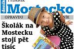 Týdeník Mostecko z 29. srpna 2018