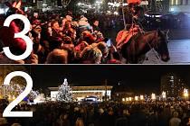 Bylo hezčí zahájení adventu v Litvínově, nebo v Mostě?