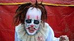 Do Mostu přijel Cirkus Ohana. Manažerem a klaunem je Matěj Břešťák z Mostu