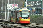 Tramvaje v Mostě, ilustrační foto.