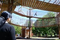 Funpark v Mostě opět láká k návštěvě