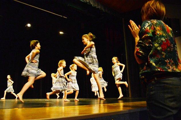 Krajská soutěžní přehlídka tanečního oboru základních uměleckých škol vMostě