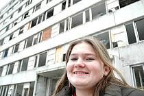 Vlasta Stehlíková žije v Chanově.