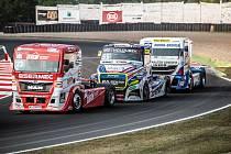 Sezona okruhových tahačů startuje závodem TOTAL Czech Truck Prix v Mostě.