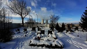 Obec Volevčice, 17. února 2021.
