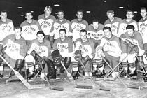 Sezona 1959/60. Trocha z litvínovské historie, kterou si hráči a fanoušci připomenou teď v pátek.