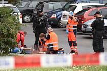 Tragická událost v Lipové ulici Mostě.