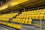 Litvínovský zimní stadion se chystá na další sezonu
