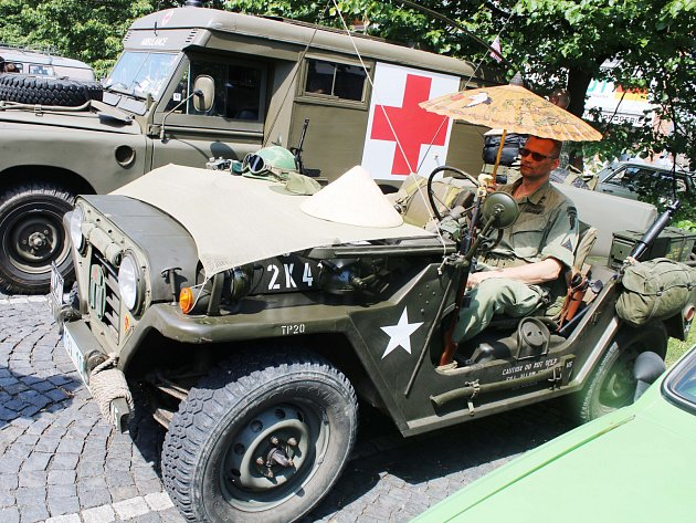 Sraz veteránů se v Litvínově