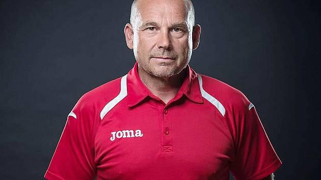 Soušský fotbalista Pavel Jíra.
