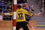 Černí andělé v prvním domácím zápase nové sezony MOL ligy přehráli Olomouc.