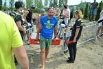 Triatlon na Matyldě.