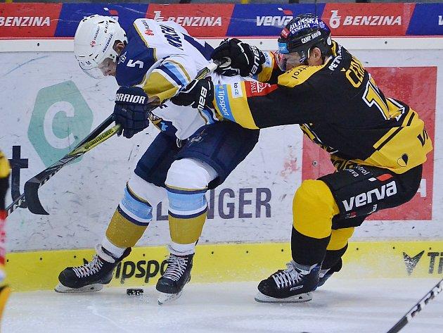 Litvínov doma podlehl Kladnu.