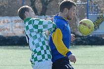 Fotbalový Apollo Cup na Souši.