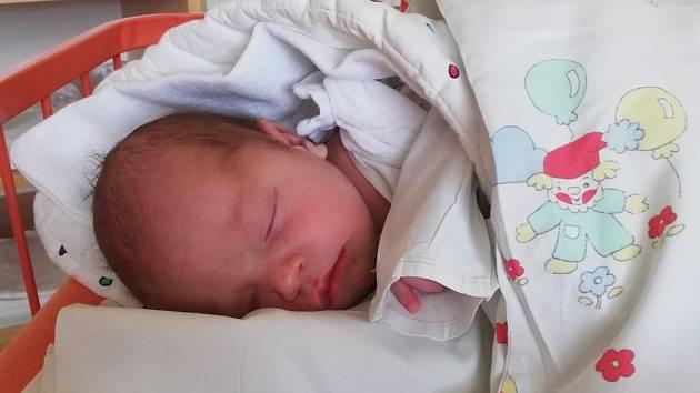 Eliška Bergerová se narodila 26. května ve 14.45 hodin rodičům Veronice a Lukášovi Bergerovým. Měřila 49 cm a vážila 3,22 kg.