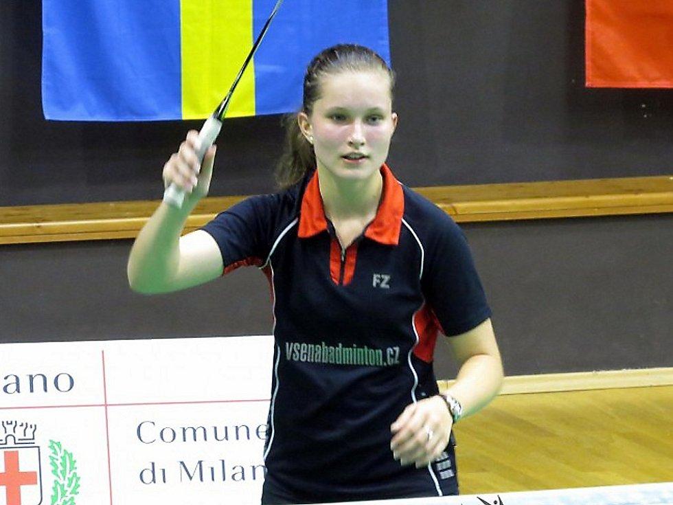 Veronika Dobiášová.