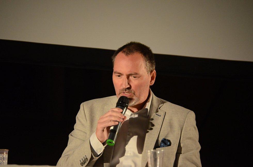 Architekt Tomáš Pavlíček
