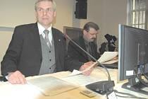Předseda litvínovské ODS Milan Šťovíček.
