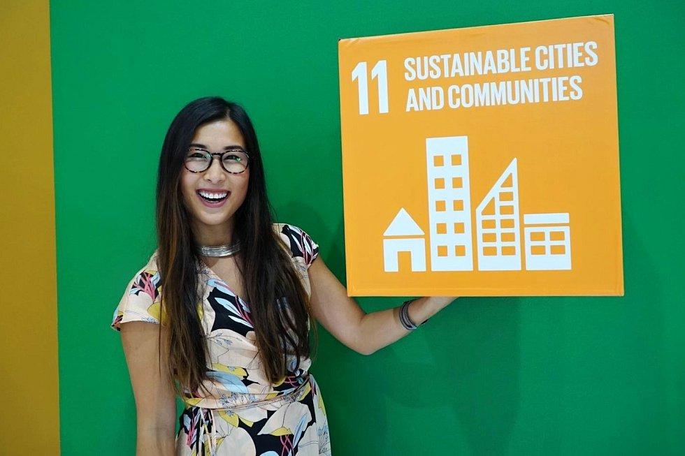 Zuzana Vuová pracuje pro OSN v Nairobi v Keni