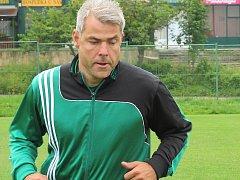 Sportovní ředitel Baníku Most Anton Stehlík.