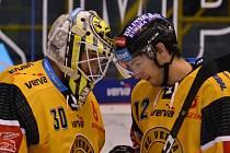 Litvínovští hokejisté se vrací zpátky do práce.