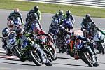 Německý šampionát silničních motocyklů se pojede také v Mostě.