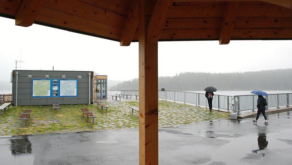 Fláje v Krušných horách na Mostecku.