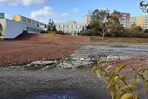 V příštím roce chce město Most vybudovat velké parkoviště na sídlišti Liščí Vrch (Sedmistovky).