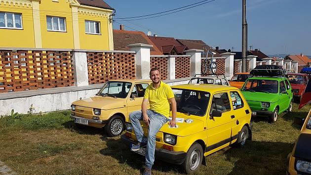 Michal Sýkora a jeho Maluch.