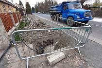 Louka u Litvínova bude mít nový vodovod