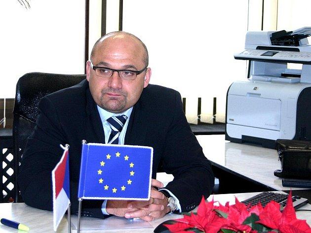 Josef Tancoš je novým pacientským ombudsmanem.