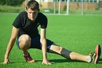 Paralympionik Daniel Hýna z Mostu pojede na Paralympijské hry do Ria. Trénuje v Mostě-Velebudicích.
