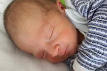 Daneček Lauf se narodil mamince Kateřině Laufové ze Štrbic 17. dubna v 1.50 hodin. Měřil 47 cm a vážil 2,58 kilogramu.