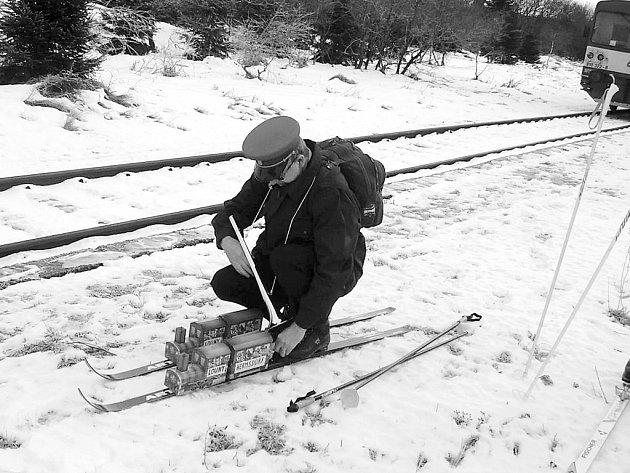 Lidé si opět připomenou slavnou éru severočeské železniční trati z Mostu do Moldavy, která se v 19. století napojila na sousední Sasko.