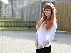 Marie Žampachová z Litvínova trpí ichtyózou, vzácným a závažným kožním onemocněním