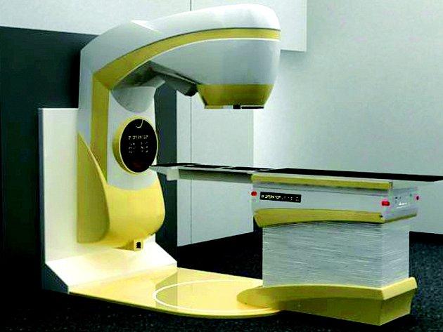 Kobaltový ozařovač TERABALT využívaný v ČR a zahraničí při radioterapii nádorů.