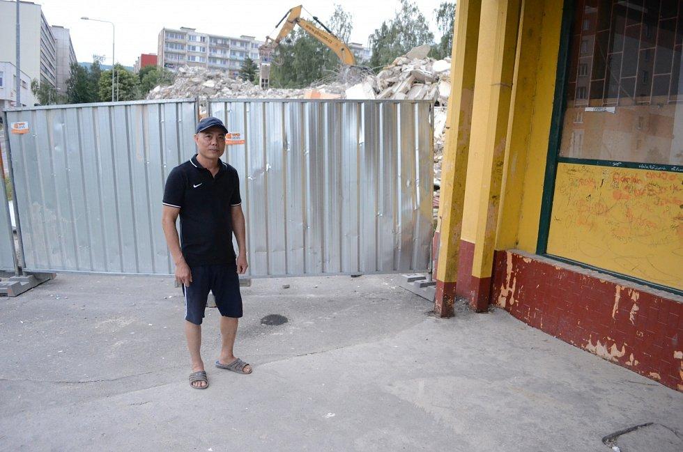 Nguyen Van Chi tvrdí, že stačilo málo a mohl se stát smrtelný úraz