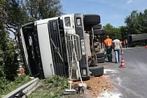 Na úseku v okolí Velemyšlevse často dochází k nehodám. Nová silnice by měla bezpečnější