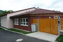Nové centrum pro mládež.
