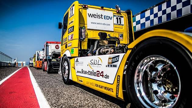 O vstupenky na Czech Truck Prix je velký zájem.