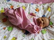 Anežka Kadlecová se narodila mamince Nikole Kadlocové z Patokryjí 27. října 2018 v 5.45 hodin. Měřila 49 cm a vážila 3 kilogramy.