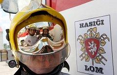 Sbor dobrovolných hasičů Lom.