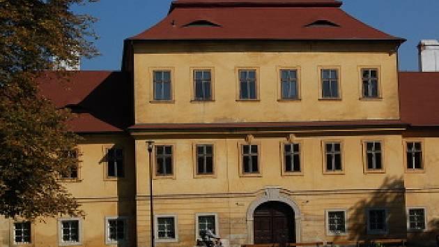 Litvínovský zámek