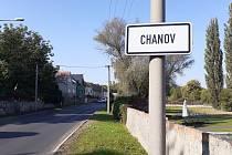 Víska Chanov.