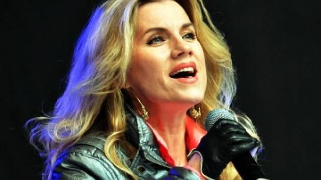 Leona Machálková zazpívá na Dni horníků.