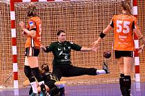 Andělé postupují dále v evropského pohár EHF.